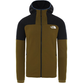 The North Face Impendor FZ Midlayer Men fir green/tnf black